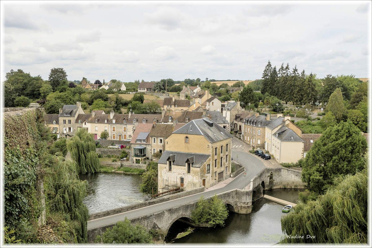 Moulin du Creusot Fresnay-sur-Sarthe