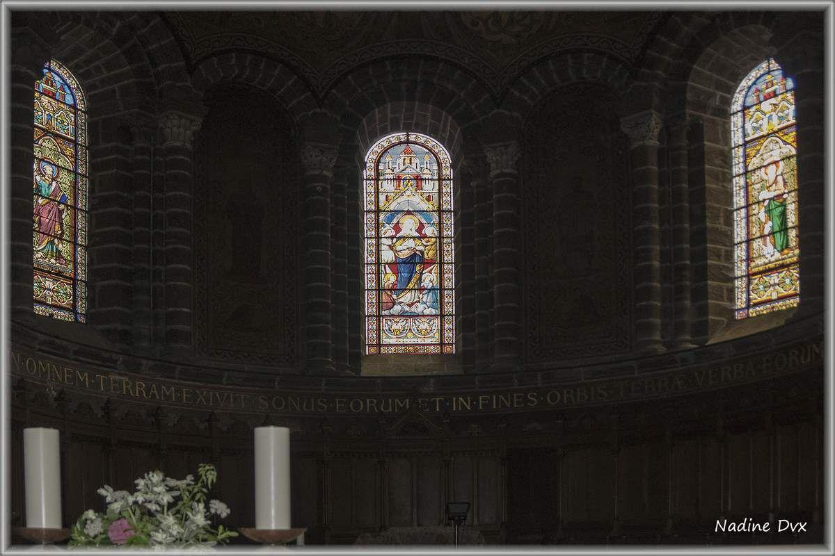 Vitraux église de Fresnay-sur-Sarthe
