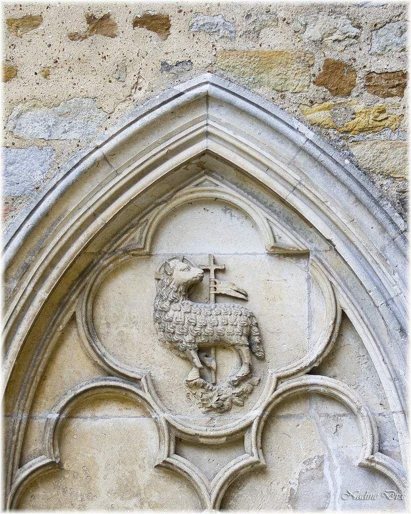 Extérieur - Abbaye de l'Epau - Le Mans