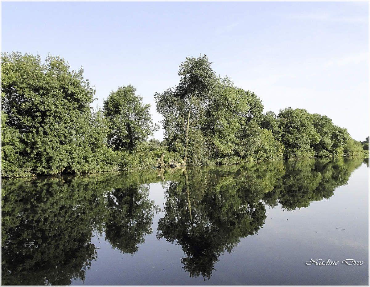 Arnage, la Sarthe et ses pêcheurs