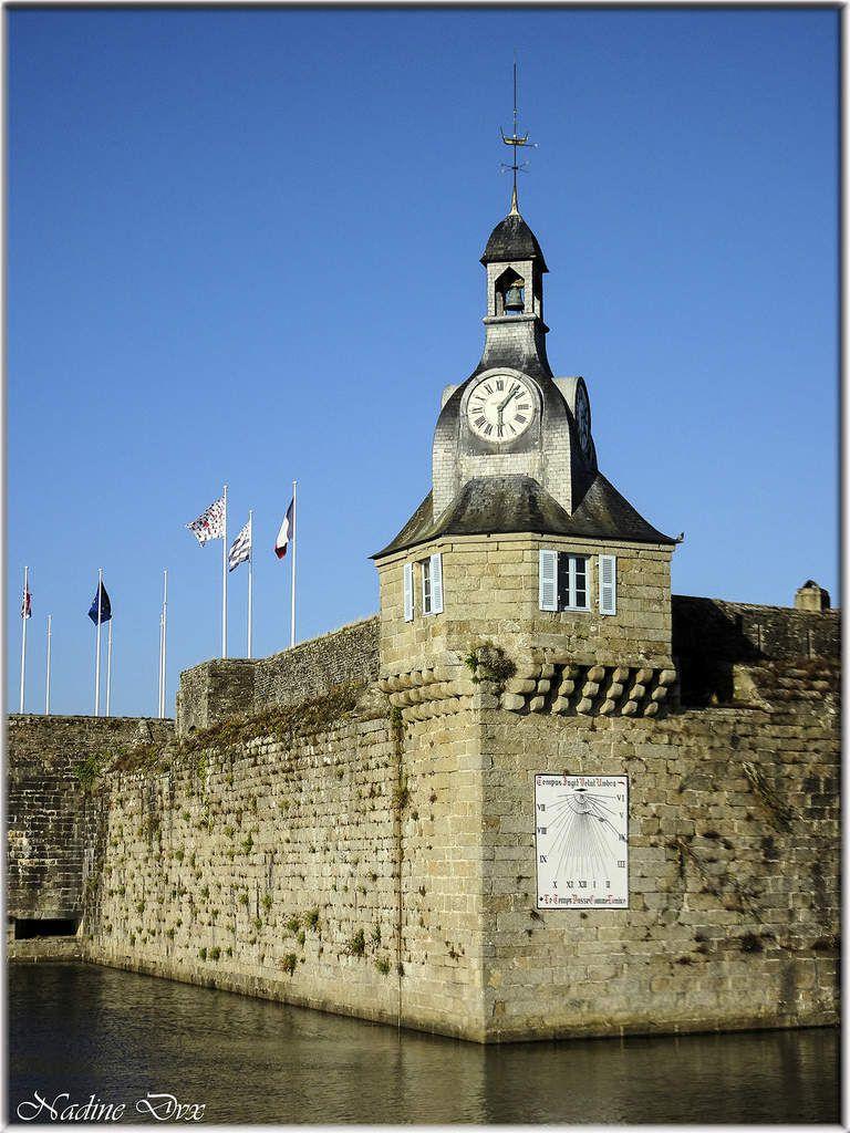 Le beffroi - Concarneau - ville close