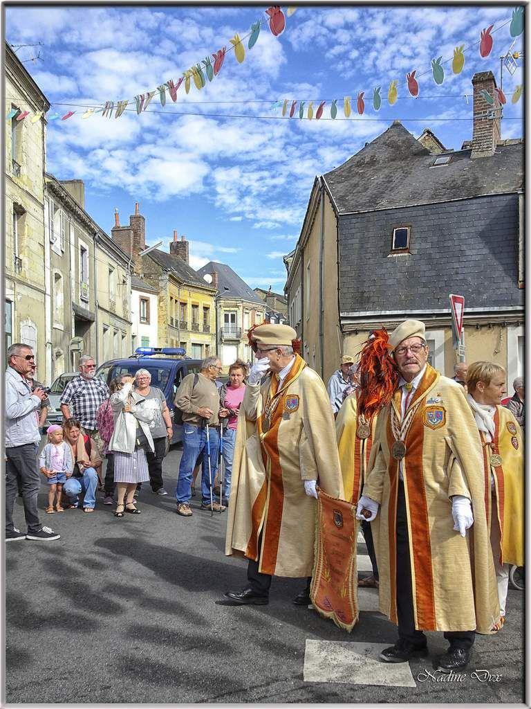 Saint-Calais - 389ème Fête du Chausson aux Pommes - 2019