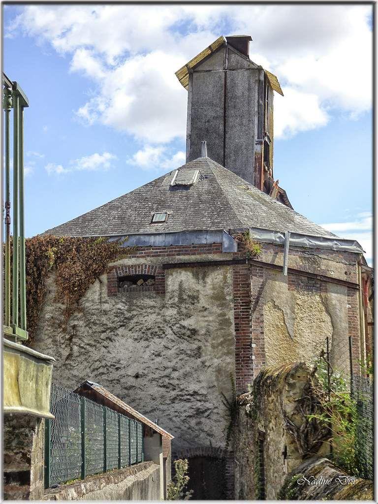 Saint-Calais - Anciennes maisons