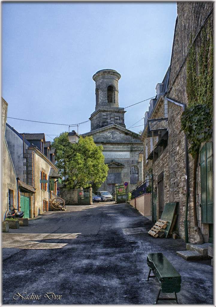 Église Saint-Guénolé - Ville close - Concarneau