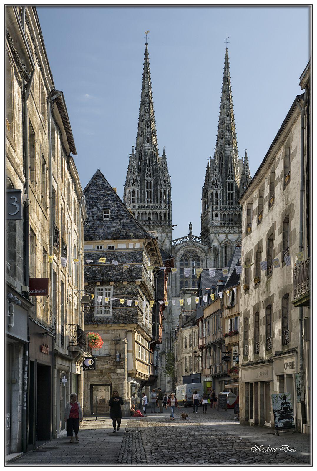 Quimper - Quartier historique