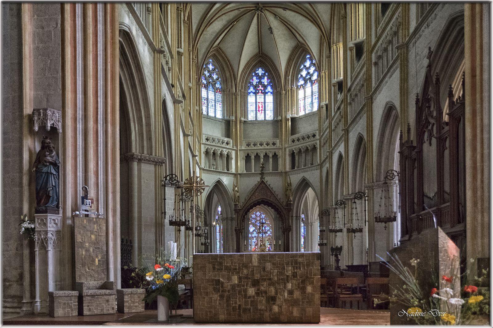 29 - Cathédrale Saint-Corentin - Quimper