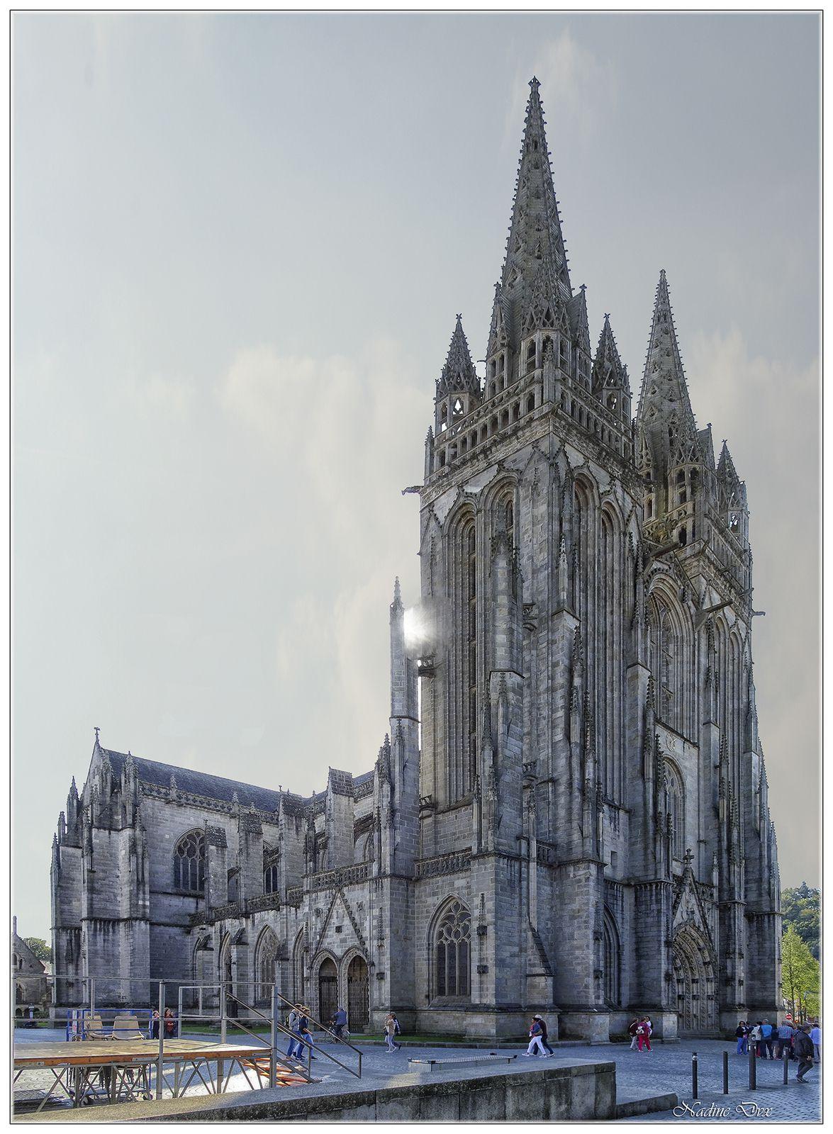 Cathédrale Saint-Corentin Quimper