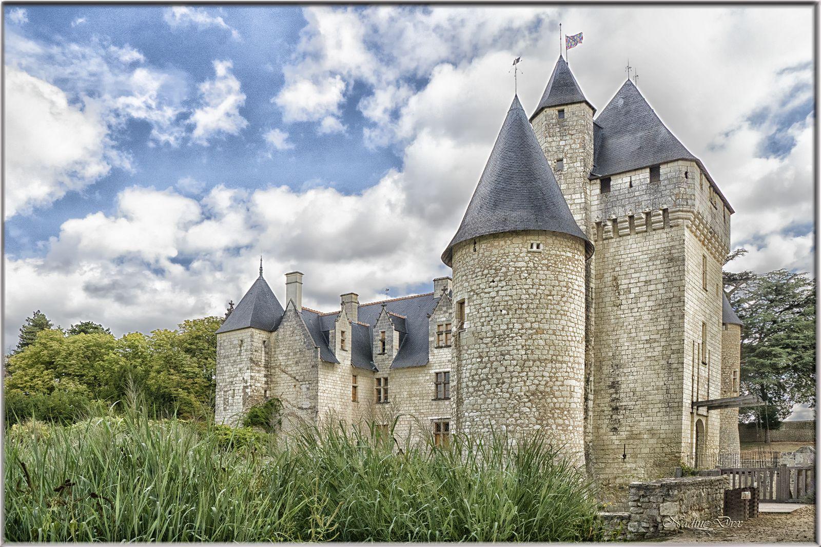Château du Rivau - Touraine - Lémeré.