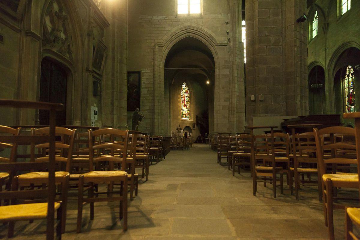Eglises de Rennes