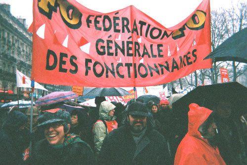 Jeudi 22 mars : grève nationale de la fonction publique