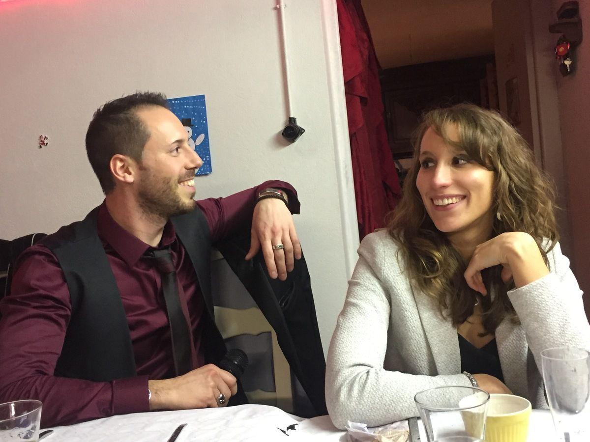 Guillaume et la belle Emilie !