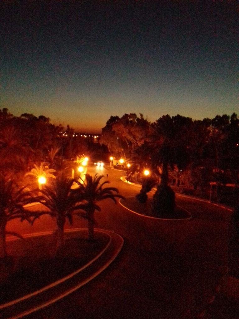 beau la nuit aussi !