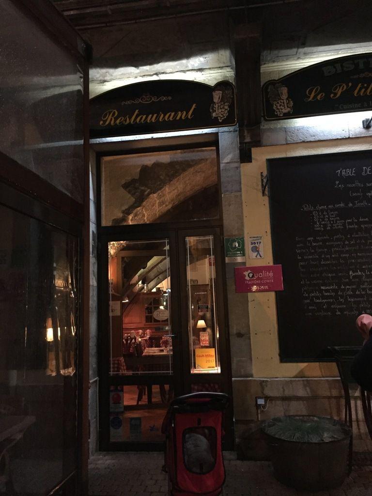 Restaurant le Petit Blanc