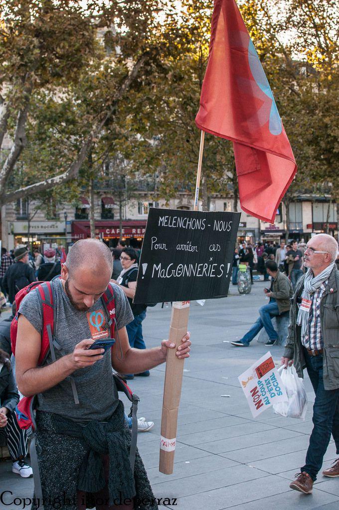 L'Etat de santé de Jean Luc Mélenchon lui permet- il d'assurer à lui tout seul la révolution insoumise?