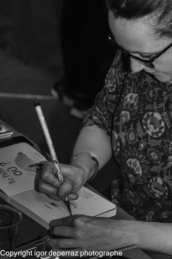 Delerm et les mains de l'écriture jeunesse