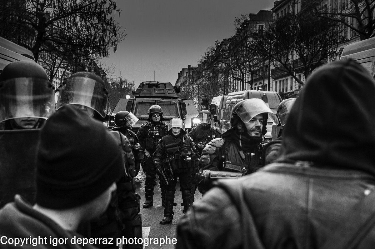 ZAD PARIS ACTE I