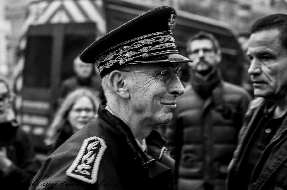Rencontre avec Didier Lallement  Préfet de Police de Paris