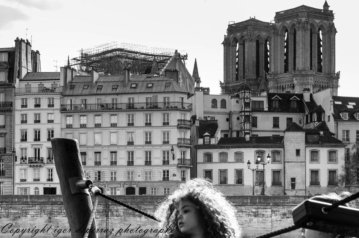En attendant qu'amazon investisse Notre Dame de Paris.....