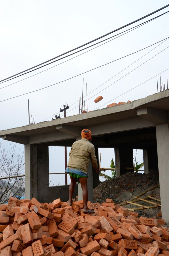 Ravitaillement du chantier