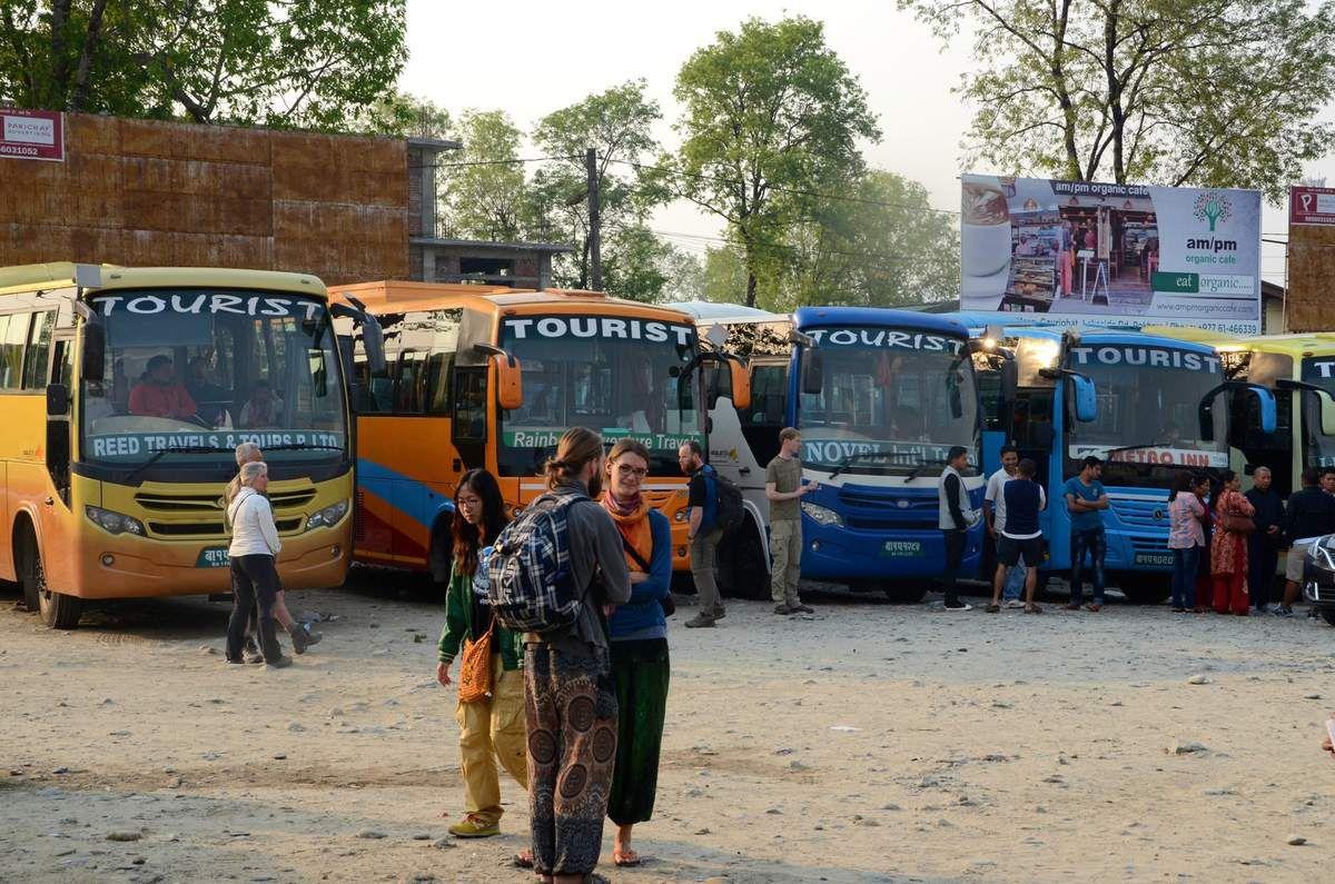 Terminus des bus
