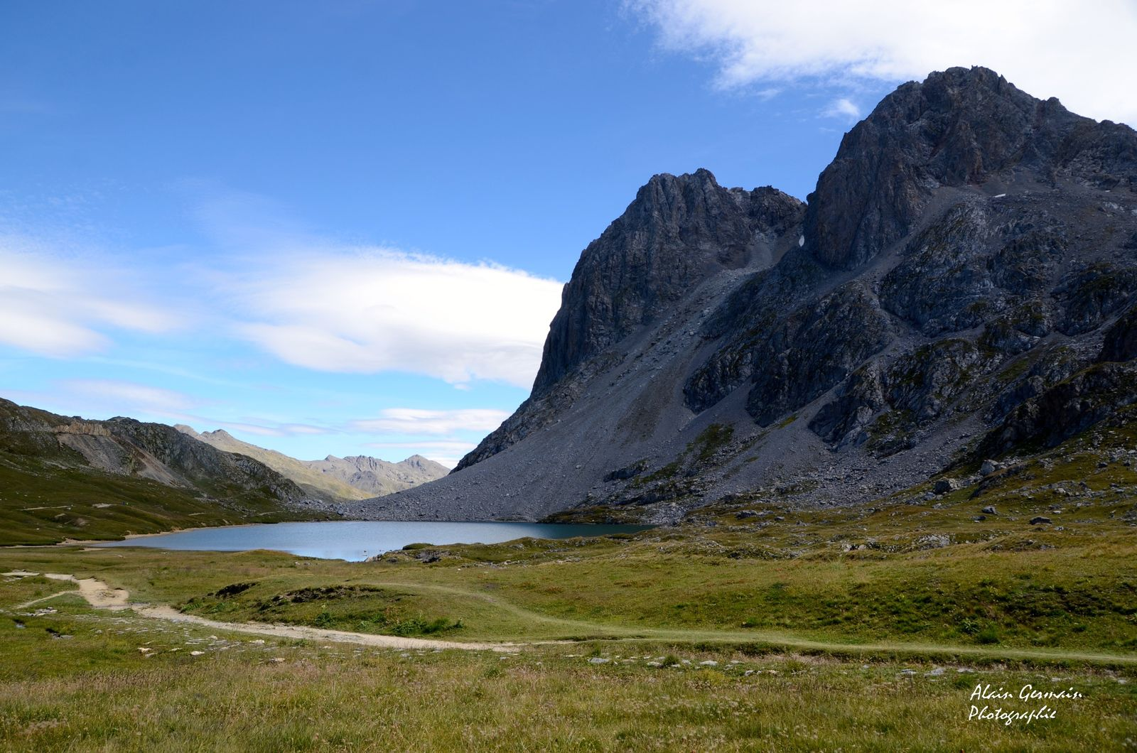 Lac Rond 2450m