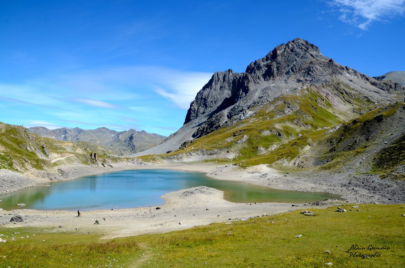 Lac du Grand Ban 2460m