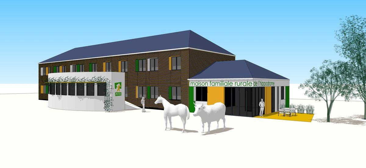 Rénovation d'un bâtiment scolaire