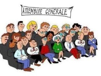 Assemblée Générale Ordinaire le Samedi 22 avril 2017 à 17h30 .....
