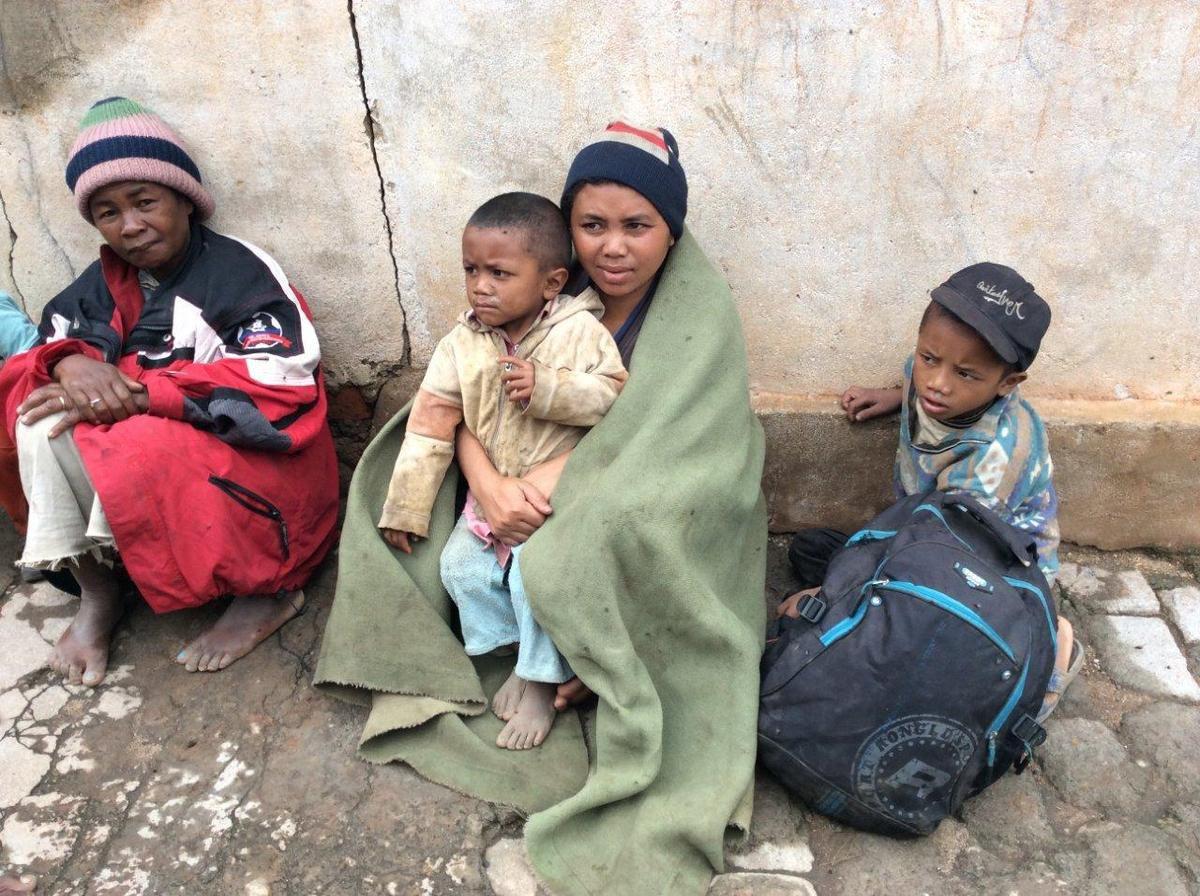 Cyclone Enawo à Madagascar : l'appel d'urgence du père Pedro