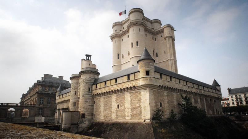 Château de Vincennes aujourd'hui. Photos : source web