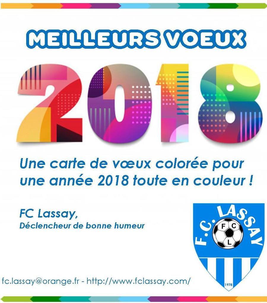 Le FC Lassay vous présente ses