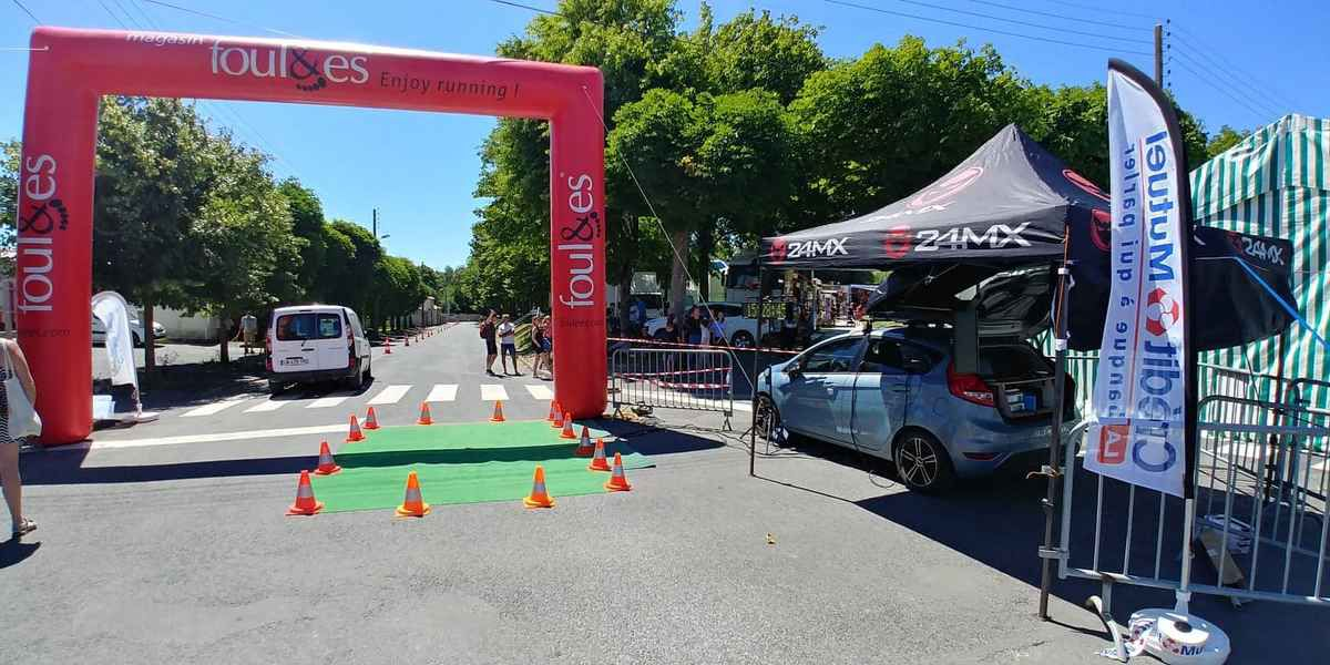 Résultats 7,5km et Bike and Run Foulées René Caillié