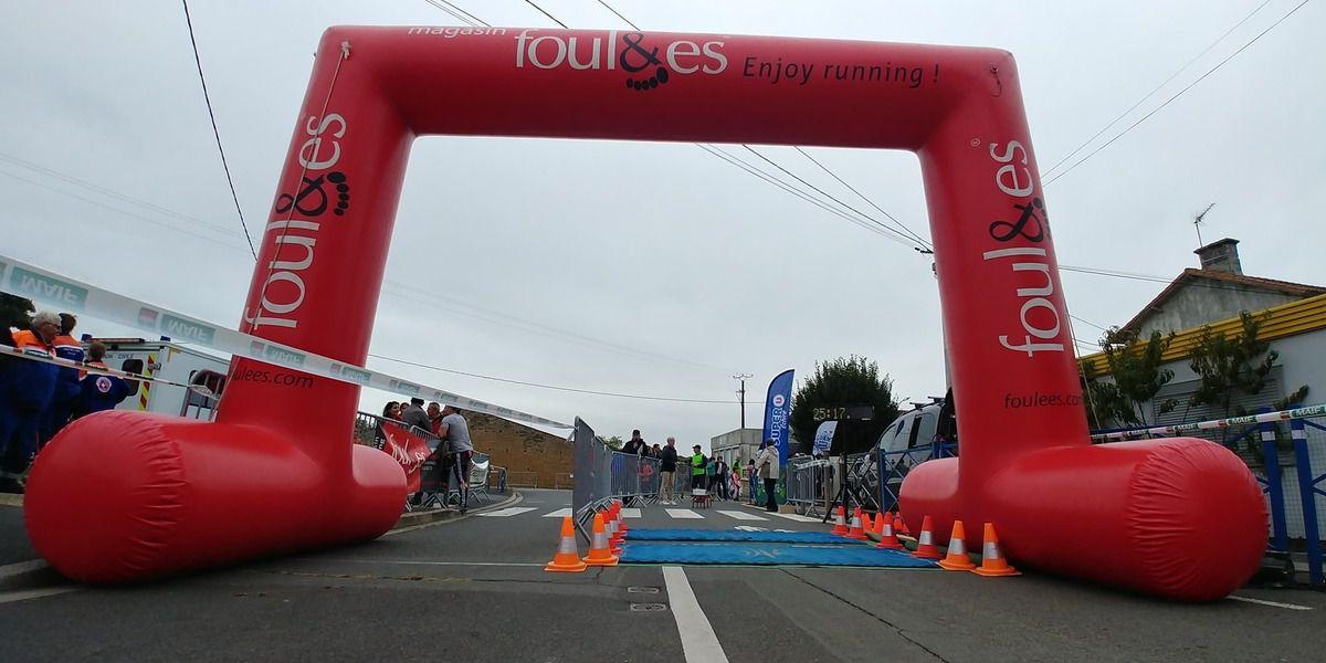 Résultats 10km et Relais 2 x 5km Foulées de Cholette Surimeau 2019