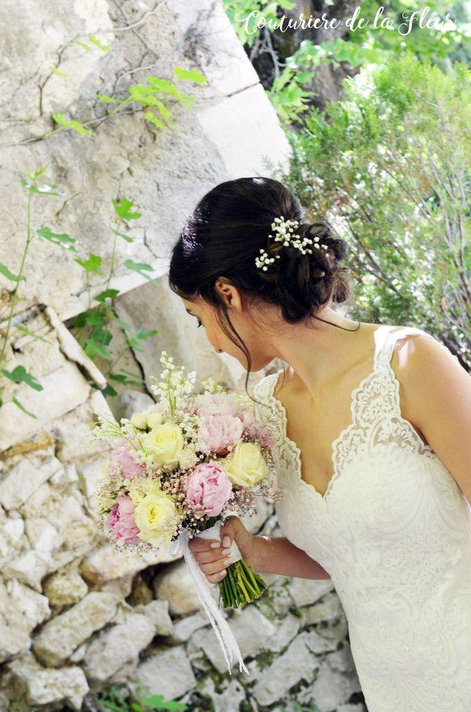 Mariage à l'Auberge La Fenière chez Reine Sammut à Lourmarin dans le Lubéron