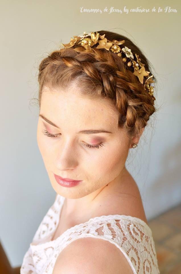 Couronnes de Fleurs Mariage | Les Tsarines