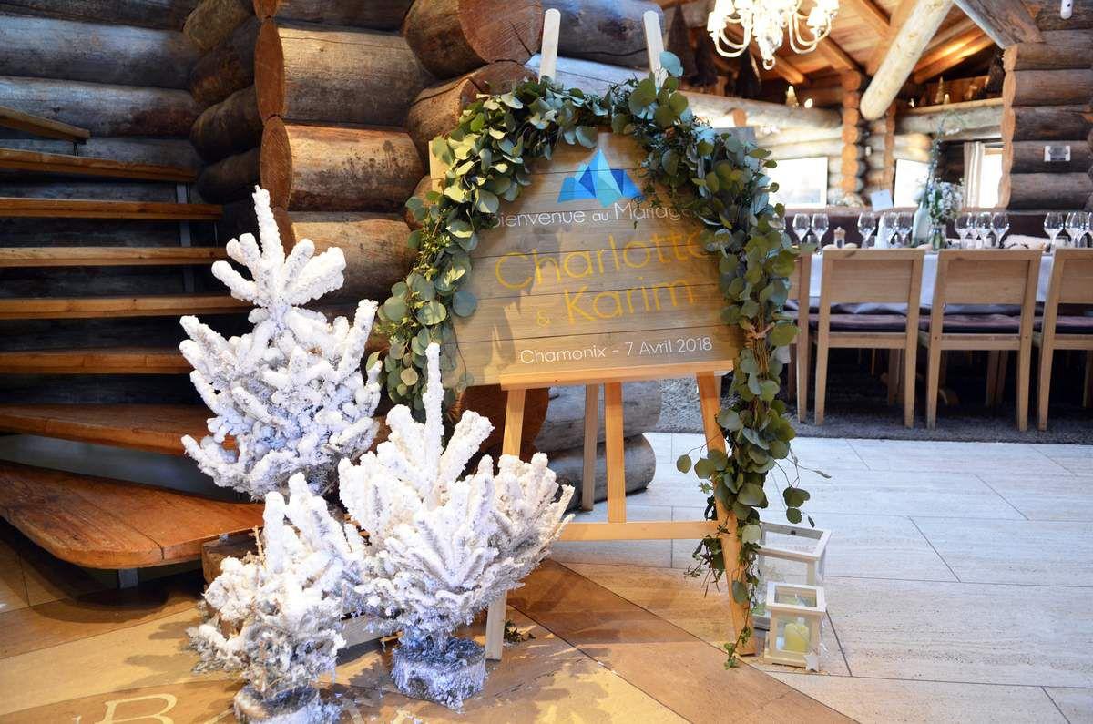 Mariage en hiver à La Cabane des Praz à Chamonix - Winter Wedding