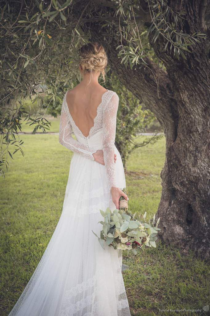 Mariage bohème chic au Domaine Sainte Colombe