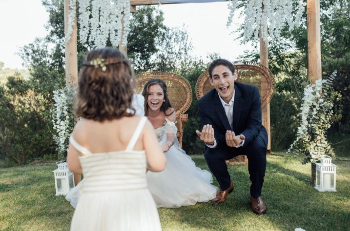 Mariage boho au Domaine Sainte Colombe - Jewish wedding