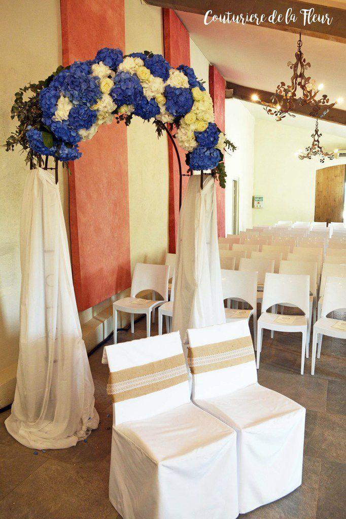 OKZ Concept store mariage : location arches en fer forgé
