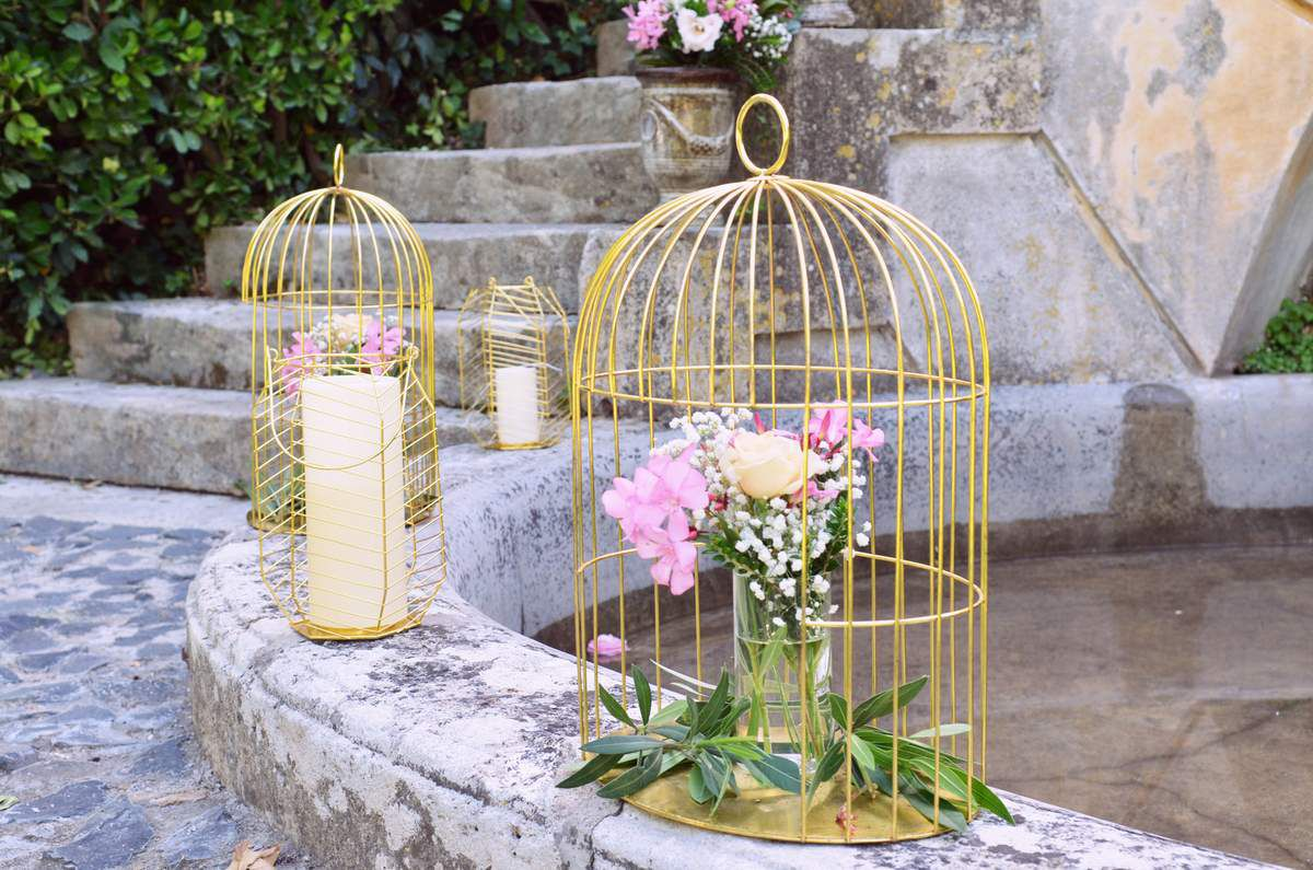 OKZ Concept store mariage Montpellier : location cages or