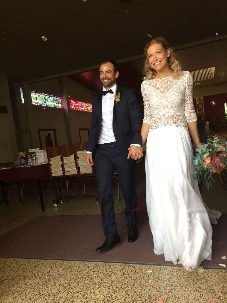 Mariage exotique et chic au Domaine des Moures