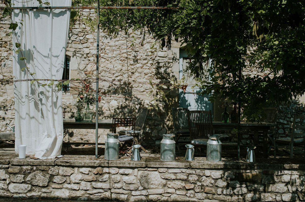 Mariage chic et champêtre au Comptoir Saint Hilaire - Jewish wedding