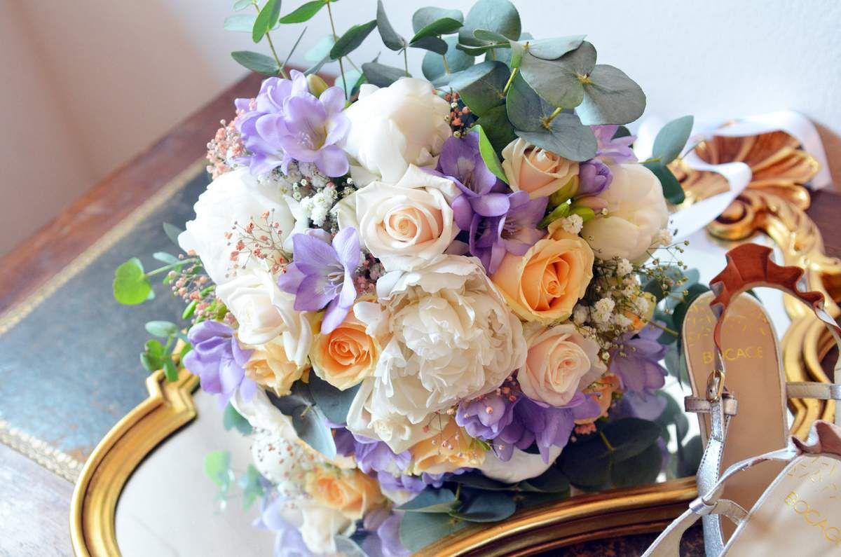 Carnet d'ambiance : mariage aux couleurs Ladurée