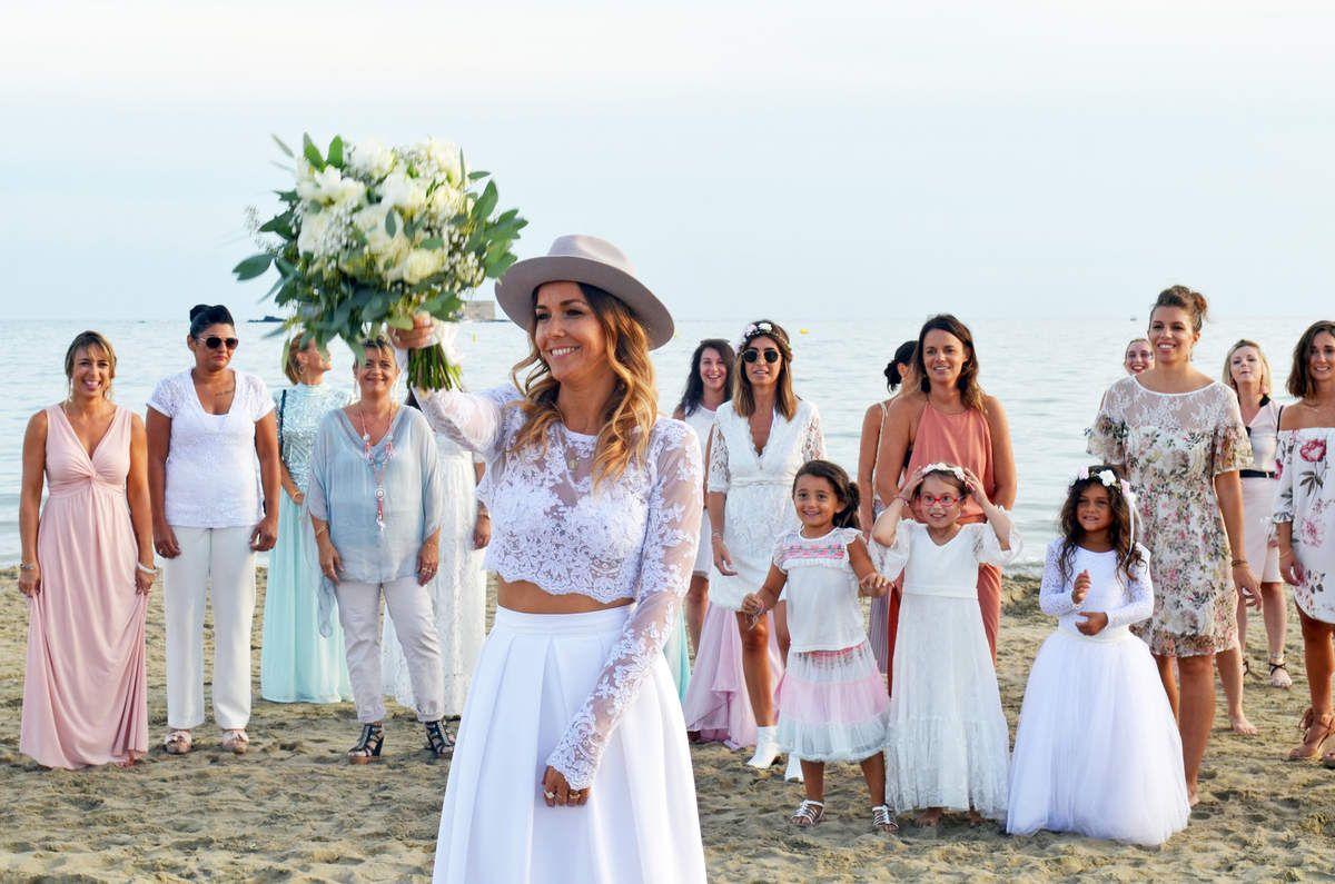 Carnet d'ambiance : mariage bohème sur la plage