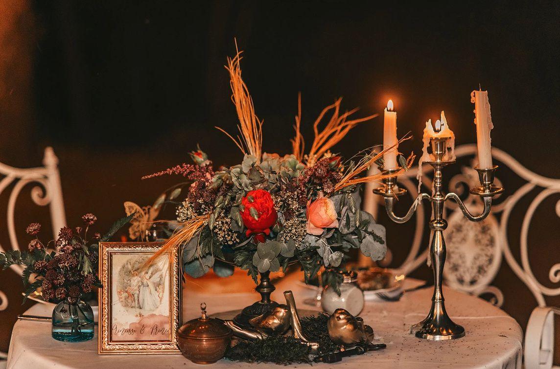 Mariage Magie d'Orient au Domaine de St Baudile - Partie 2