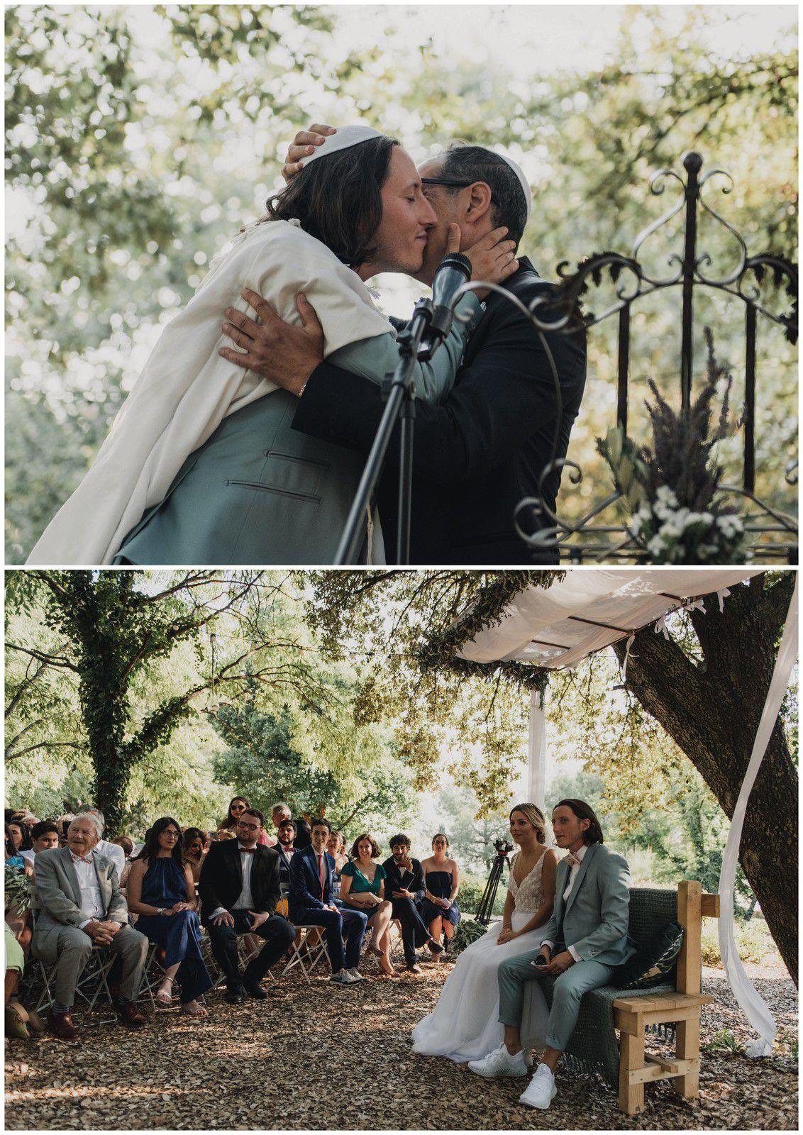 Mariage Provence Chic au Comptoir Saint Hilaire