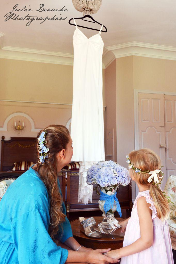 International wedding at Château de Roquelune