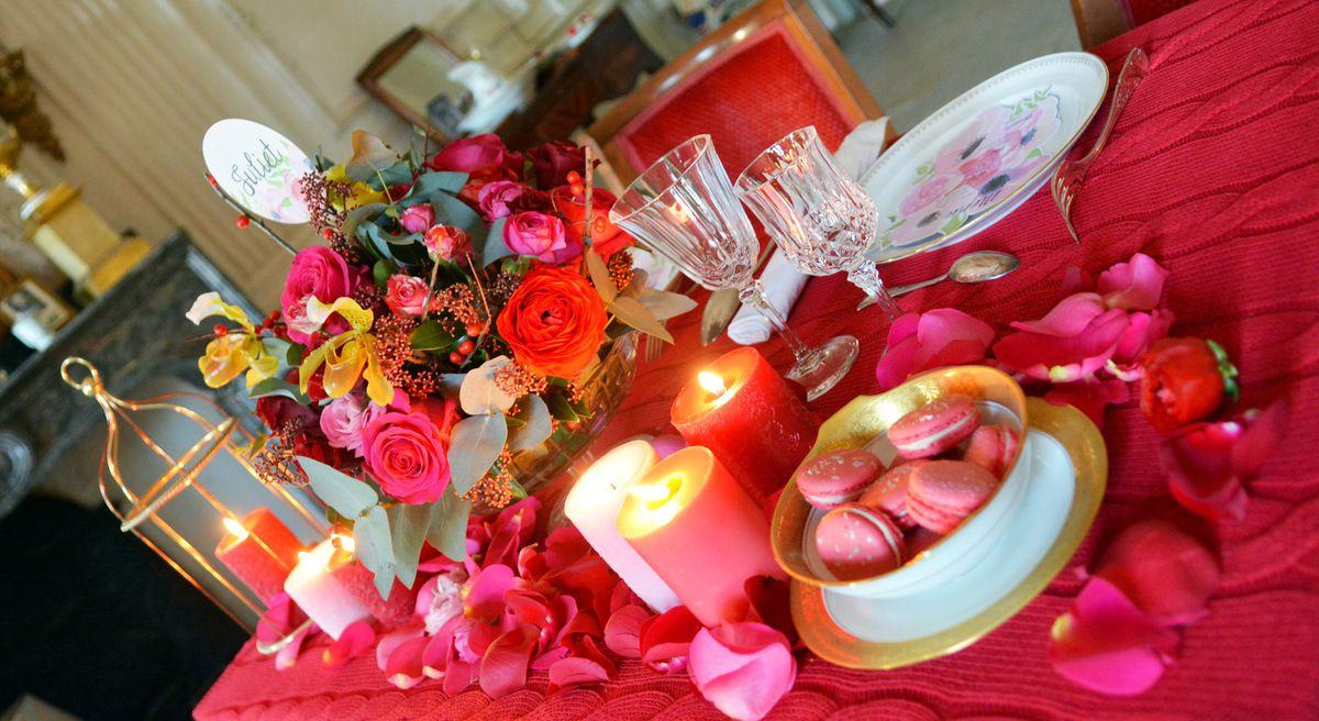 Fiançailles et mariage Saint Valentin au Château de la Mogère | We Love Mariage