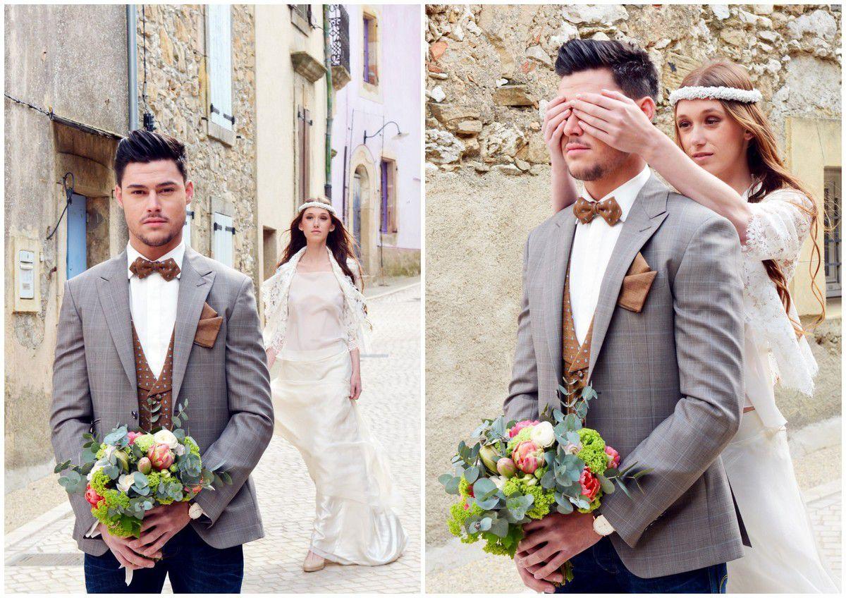 Mariage bohème chic au Village Castigno | We Love Mariage