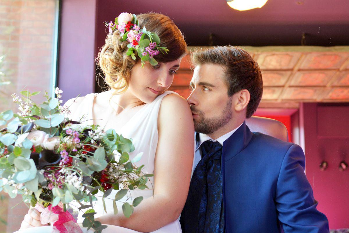 Mariage aux couleurs de l'Asie au Château Castigno | We Love Mariage